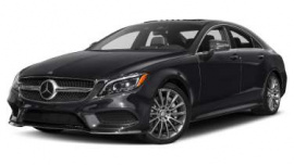 Photo 2017 Mercedes-Benz CLS550