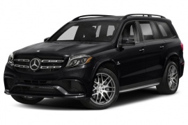 Photo 2019 Mercedes-Benz Mercedes-Benz AMG GLS 63