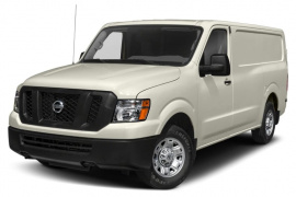 Photo 2020 Nissan NV Cargo NV2500 HD