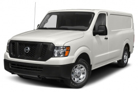 Photo 2021 Nissan NV Cargo NV2500 HD