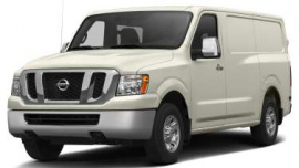 Photo 2017 Nissan NV Cargo NV3500 HD