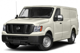 Photo 2020 Nissan NV Cargo NV3500 HD