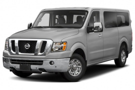 Photo 2019 Nissan NV Passenger NV3500 HD