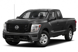 Photo 2021 Nissan Titan