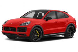Photo 2020 Porsche Cayenne Coupe