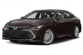 Photo 2020 Toyota Avalon Hybrid