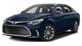 Photo 2017 Toyota Avalon