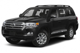 Photo 2019 Toyota Land Cruiser