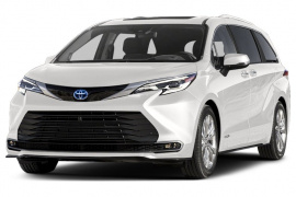 Photo 2021 Toyota Sienna