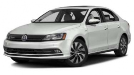 Photo 2016 Volkswagen Jetta Hybrid