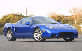 Photo 2001 Acura NSX