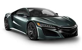 Photo 2017 Acura NSX