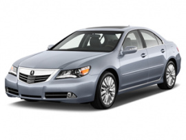 Photo 2012 Acura  RL