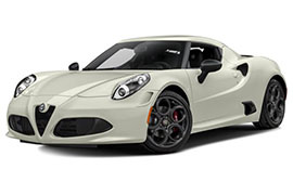 Photo 2018 Alfa Romeo 4C