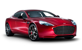 Photo 2016 Aston Martin Rapide S