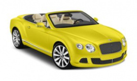 Photo 2009 Bentley Continental GTC