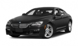Photo 2015 BMW 650 Gran Coupe