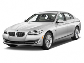 Photo 2012 BMW ActiveHybrid 5