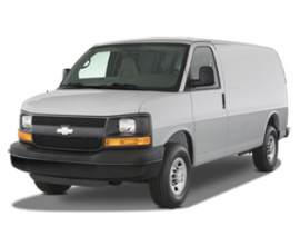 Photo 2009 Chevrolet Express 3500