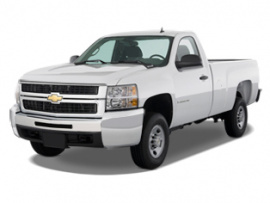 Photo 2008 Chevrolet Silverado 2500HD