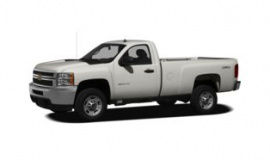 Photo 2012 Chevrolet Silverado 2500HD