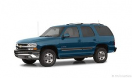 Photo 2002 Chevrolet Tahoe