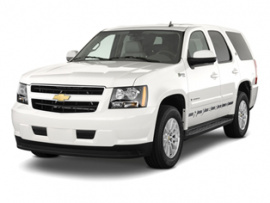 Photo 2011 Chevrolet  Tahoe Hybrid