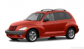Photo 2002 Chrysler  PT Cruiser