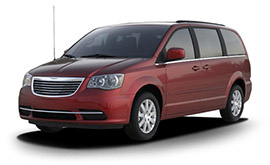 Photo 2016 Chrysler Town & Country