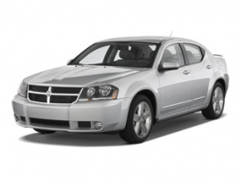 Photo 2010 Dodge Avenger