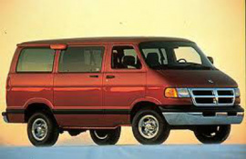 Photo 1999 Dodge  Ram Van 3500