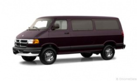 Photo 2001 Dodge  Ram Wagon 2500