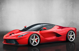 Photo 2015 Ferrari LaFerrari