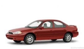 Photo 2000 Ford Contour