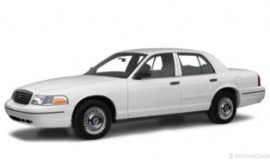 Photo 2000 Ford  Crown Victoria