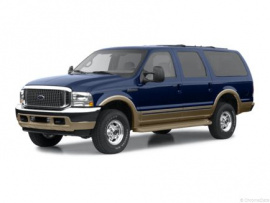 Photo 2002 Ford  Excursion