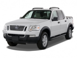 Photo 2009 Ford  Explorer Sport Trac