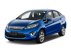 Photo 2011 Ford Fiesta