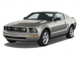 Photo 2009 Ford Mustang