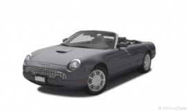 Photo 2003 Ford  Thunderbird