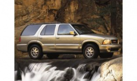 Photo 2000 GMC  Envoy