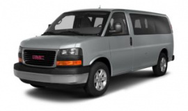 Photo 2014 GMC Savana 1500