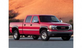 Photo 2001 GMC  Sierra 1500HD