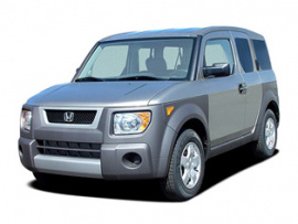 Photo 2004 Honda Element