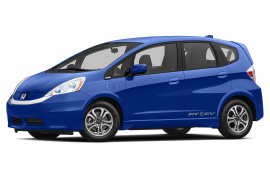 Photo 2013 Honda Fit EV