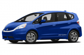 Photo 2014 Honda Fit EV
