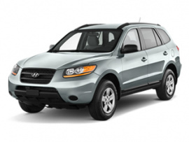Photo 2009 Hyundai Santa Fe