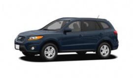 Photo 2010 Hyundai Santa Fe