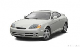 Photo 2003 Hyundai  Tiburon