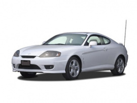Photo 2004 Hyundai  Tiburon